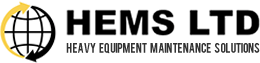 Hems Engine stand logo